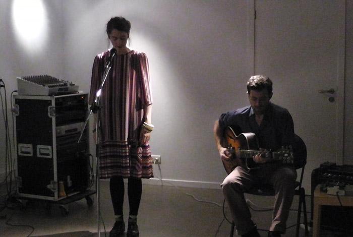 Éloïse Decazes & Eric Chenaux
