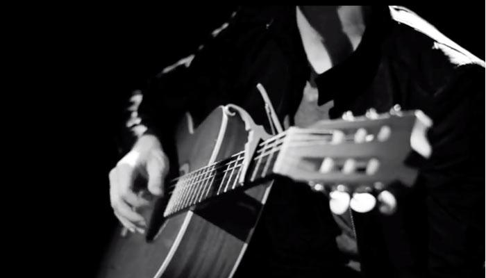 'Tainted Days' live La Maroquinerie, Paris 2011, shot by Sigried Duberos