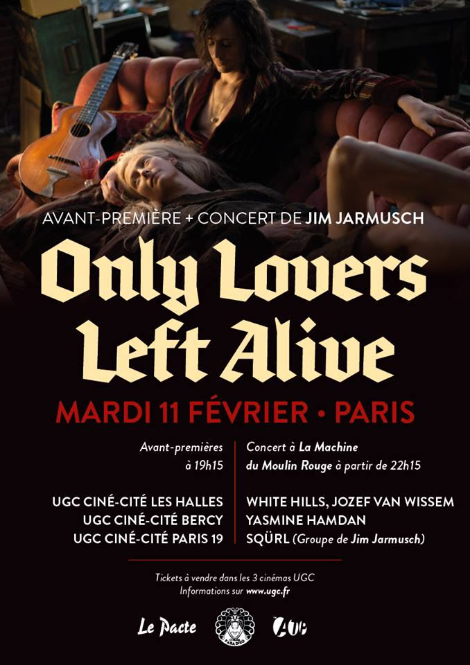 only lovers left alive - machine