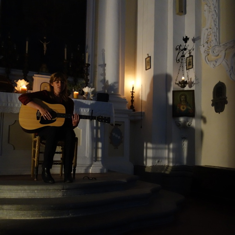 Powerdove 'Solo at Ranieri Chapel'  2014