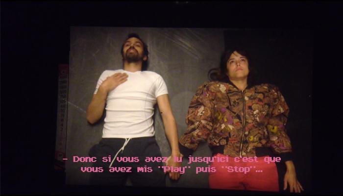 Vimala Pons & Tsirihaka Harrivel  'Expliquer ce qu'on prépare...' (daté du 08/07/2015)