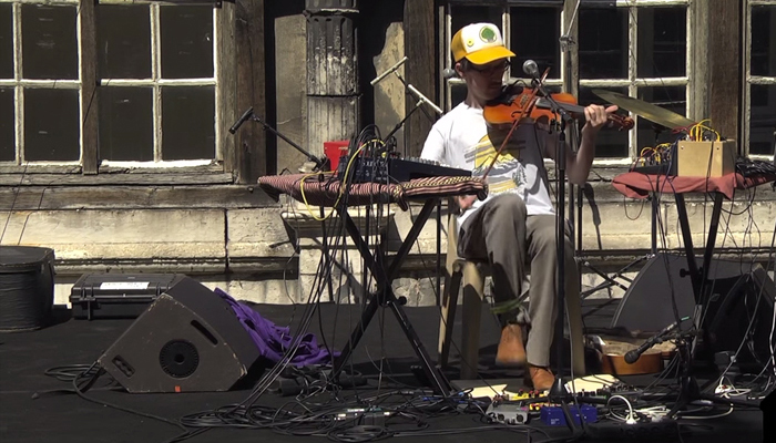 Live 'Festival Rush', Rouen 2015