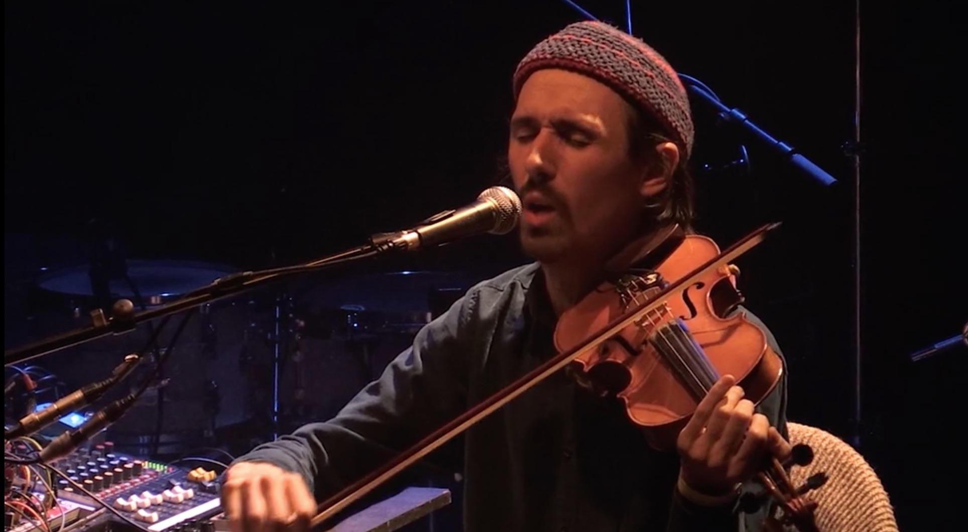 Live à la Dynamo, Pantin 16/01/19 - vidéo Ben Lx