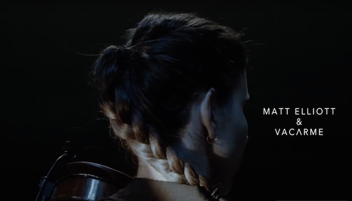 Introducing MATT ELLIOTT & VACΛRME (video by AS HUMAN PATTERN, 2019)